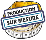 Production sur mesure